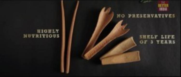 Bộ dao nĩa Bakeys là một lựa chọn hoàn hảo để thay thế những loại sản phẩm với chức năng tương tự đang bán trên thị trường. Đặc biệt, chúng hoàn toàn có thể ăn được.