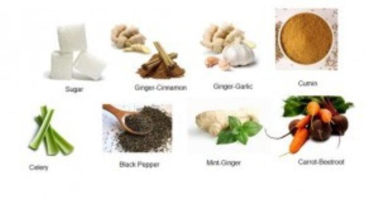 Hiện nay, Bakeys đã cho ra đời thêm nhiều loại sản phẩm mới đa dạng về hương vị như đường, gừng - quế, gừng - tỏi, thì là, cần tây, tiêu đen, bạc hà -gừng, cà rốt -củ dền.