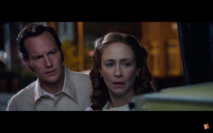 The Conjuring 2 tung trailer chính thức: Những cảnh kinh dị đã lộ diện!