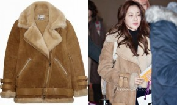 Thành viên Dara của 2NE1 từng xuất hiện với chiếc áo Biker Jacket từ nhãn hiệu Acne Studio Brown Velocite. Chiếc áo này có giá trị khoảng 71 triệu VNĐ.