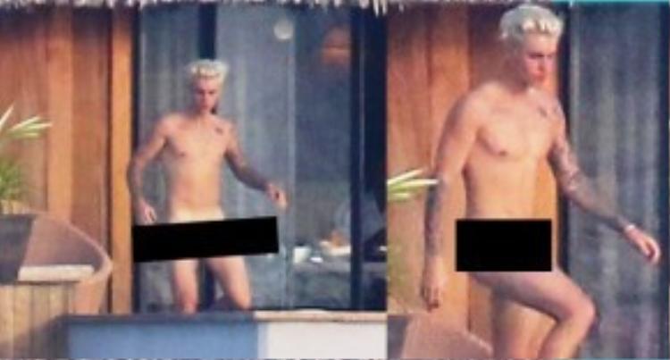 Đầu tháng 10/2015, Justin Bieber có kỳ nghỉ ở Bora Bora với bạn gái tin đồn là người mẫu Jayde Pierce. Những hình ảnh giọng ca What Do You Mean? đi lại trong trạng thái không mảnh vải che thân tại căn villa riêng bị phóng viên ảnh của New York Daily chụp lại. Đội ngũ của nam ca sĩ sau đó đã phải nhờ pháp luật can thiệp để tránh ảnh nude bị phát tán rộng rãi.