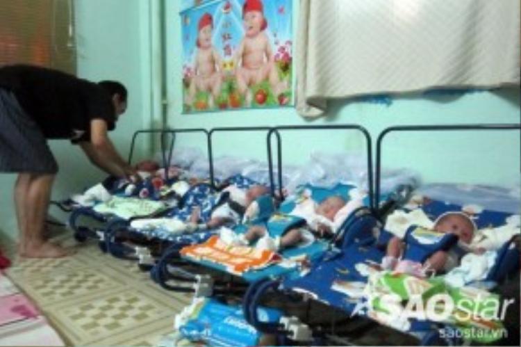 19h10 ngày 17/3/2013, chị Lê Huỳnh Anh Thư được chồng là anh Nguyễn Thanh Hiếu đưa vào bệnh viện Từ Dũ chờ sinh. Trong những lần siêu âm trước đó, bác sĩ thông báo chị Thư mang thai 4 nhưng khi vào bệnh viện thì chị sinh 5. Đây là ca sinh 5 (3 trai, 2 gái) đầu tiên và duy nhất cho đến nay ở Việt Nam.