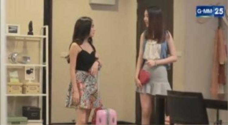 Tuyến nhân vật mới được giới thiệu, Katai, em gái của Katun.