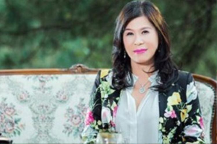 Nữ doanh nhân bị đầu độc khi đang ở Trung Quốc để ký hợp đồng kinh doanh. Ảnh: Gia đình cung cấp.