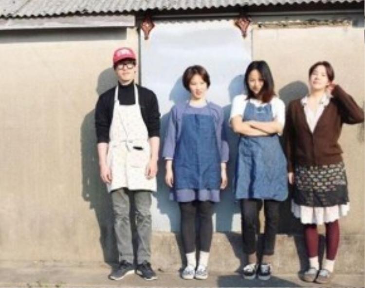 Lee Hyori cùng những người bạn thân thiết bình dị tại vùng đảo Jeju