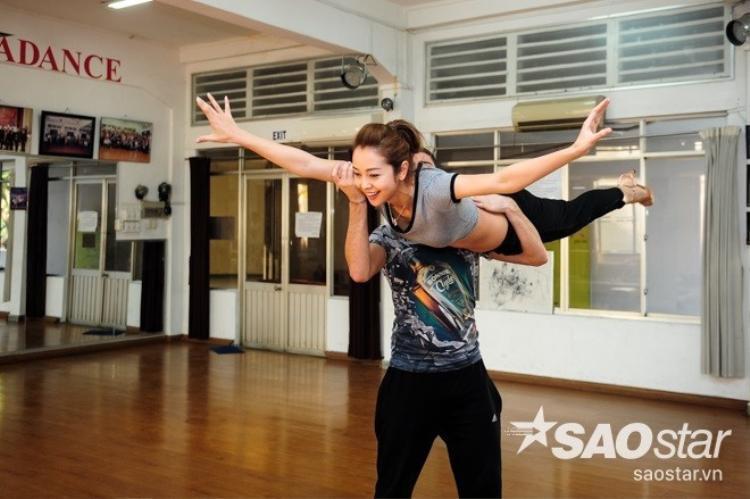 Chấn thương  cơn 'ác mộng' của dàn sao VIP Dance