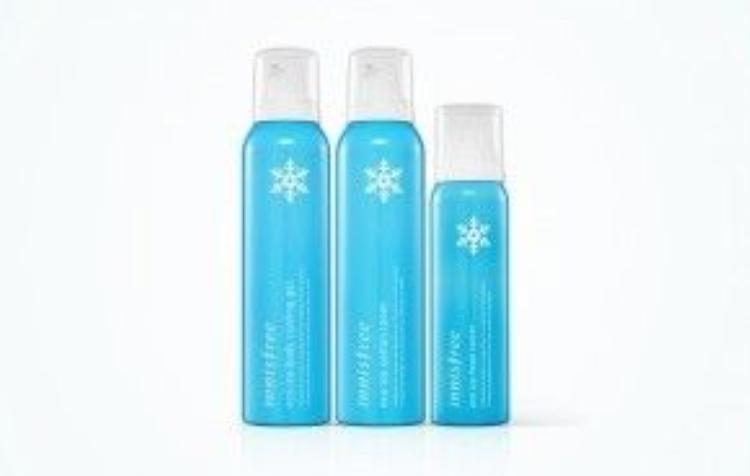 Ngoài ra, Innisfree còn mang đến các sản phẩm khác như nước hoa hồng và gel làm mát cùng dòng Eco Ice cực hữu ích cho người dùng trong những ngày nắng nóng
