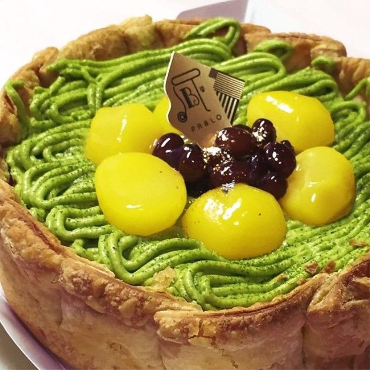 Blogger Esheep ăn một lúc 6 món bánh phô mai thần thánh của Pablo Cheesecake
