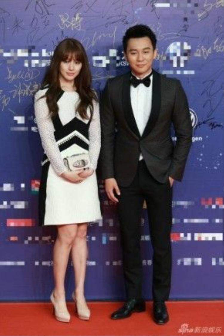 Yoon Eun Hye dịu dàng bên Lý Thần.
