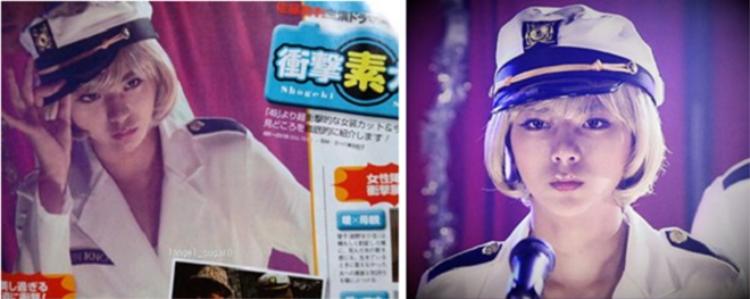 Trai giả gái  nét văn hóa lạ trong phim Nhật