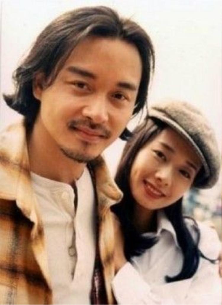 Trương Quốc Vinh à nữ diễn viên Mao Thuấn Quân