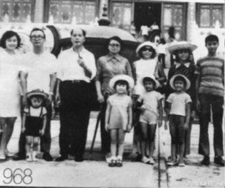 Gia đình Trương Quốc Vinh