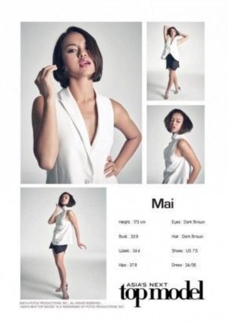 Hình ảnh Mai Ngô tại AsNTM.