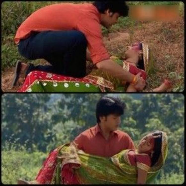 Nhưng ít ai biết, ngoài đời, chính Pratyusha Banerjee lại từng bị bạn trai vũ phu đánh đập.