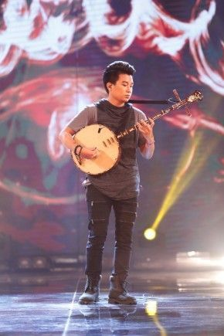 Nguyễn Trung Lương thí sinh bước tiếp vào cung chung kết.