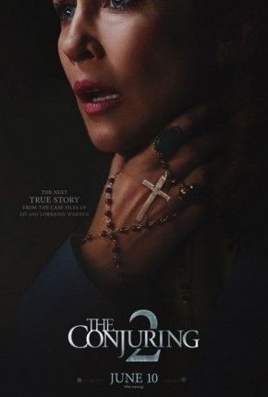 Việc nhân vật Lorraine bị khống chế bởi thế lực siêu nhiên đã được chỉ rõ trên poster tạm thời của phim.