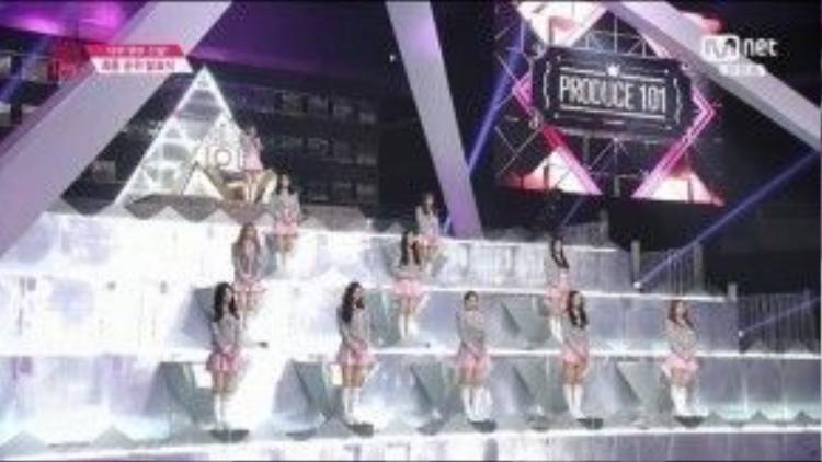 Đội hình 11 thành viên cuối cùng của I.O.I