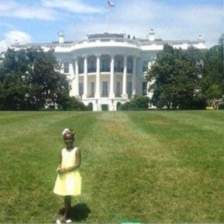 Mikaila đã từng được pha chế và phục vụ nước chanh cho Tổng thống Mỹ Obama.