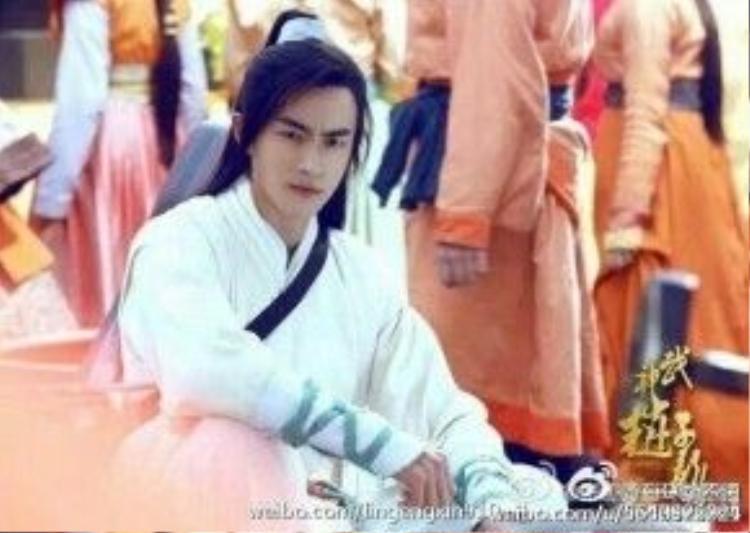 Lâm Canh Tân bị chê chưa thể hiện được hình ảnh của anh hùng kiệt xuất Võ thần Triệu Tử Long.