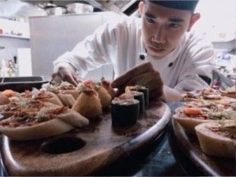 Hà Duy ấp ủ mở một nhà hàng chay tại chính quê hương Đà Lạt của mình.