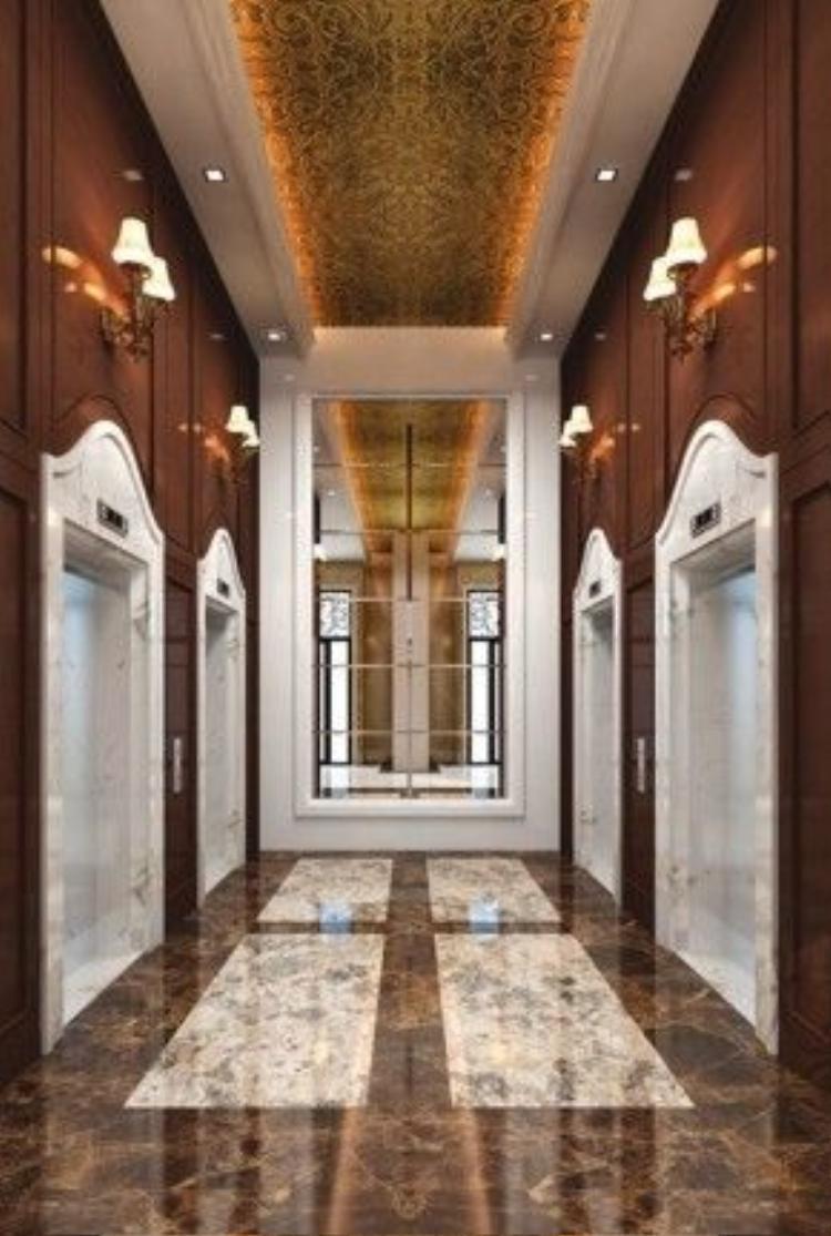 Một số hình ảnh 3D về nội thất xa xỉ bên trong căn hộ 85 tỷ của nữ ca sĩ sau khi hoàn thành.