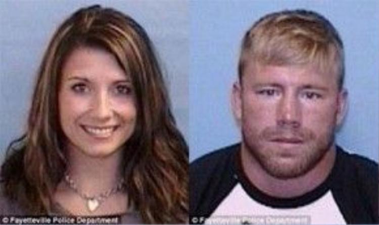 Cặp đôi bị bắt giữ vào tuần trước, 2 tháng sau cái chết tàn bạo của cô bé gái.