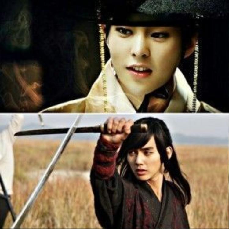 Dù hơn Yoo Seung Ho đến 3 tuổi nhưng Xiumin sẽ đảm nhận vai em trai nam diễn vieen I Miss You trong phim mới.