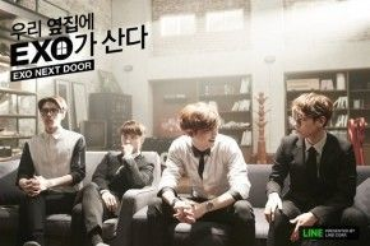 Các chàng trai EXO khiến khán giả mê mệt với bộ phim riêng mang tên EXO Next Door.