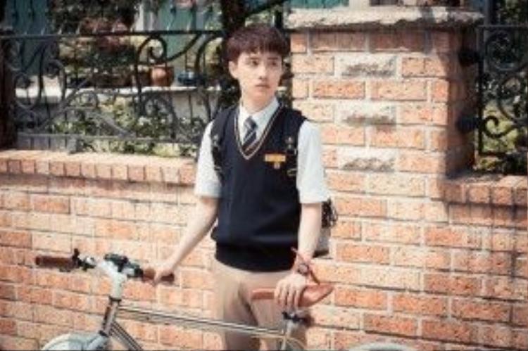 Vai diễn Han Kang Woo trong It's Okay, That's Love là bước tiến lớn trên con đường diễn xuất của D.O.