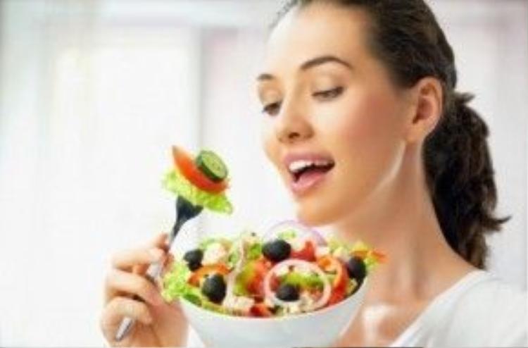 Bổ sung trái cây vào thực đơn giảm cân.