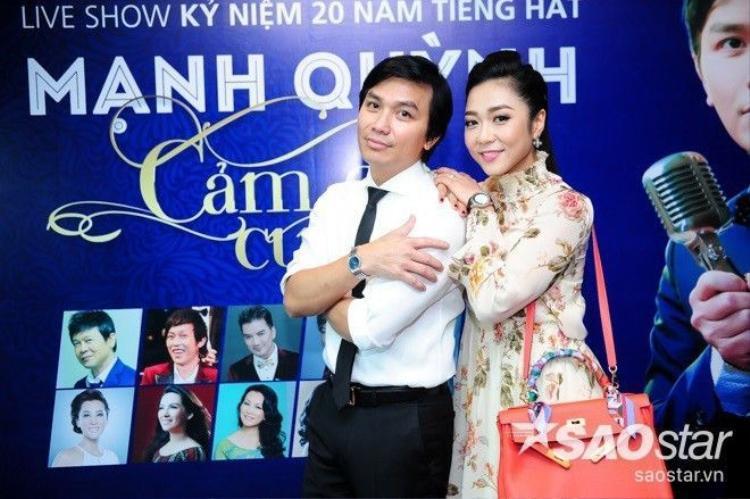 Phi Nhung bị người yêu không bao giờ cưới Mạnh Quỳnh từ chối thẳng thừng