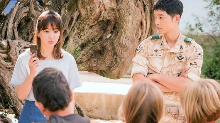 Song Joong Ki trở thành gương mặt đại diện của du lịch Hàn Quốc