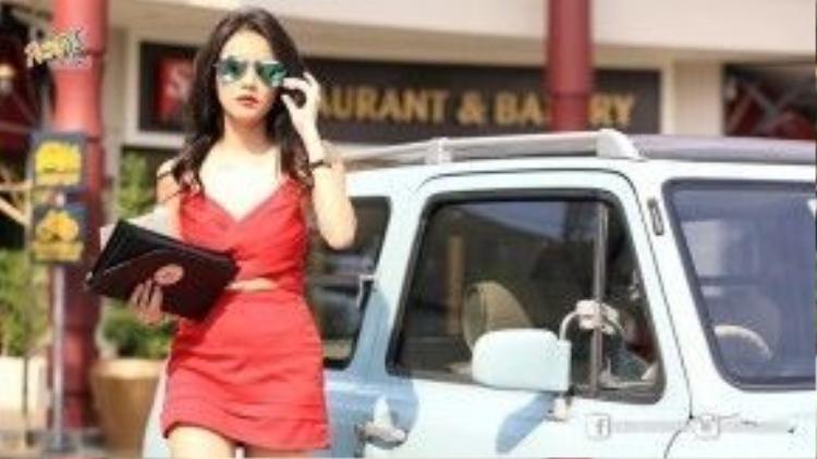 Katun, hãy mặc lại chiếc Váy đỏ ngày ấy và đứng lên mạnh mẽ nào!