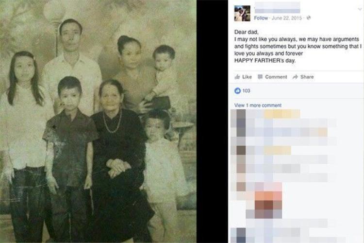 Xôn xao hình ảnh con trai ruột của Hoài Linh?