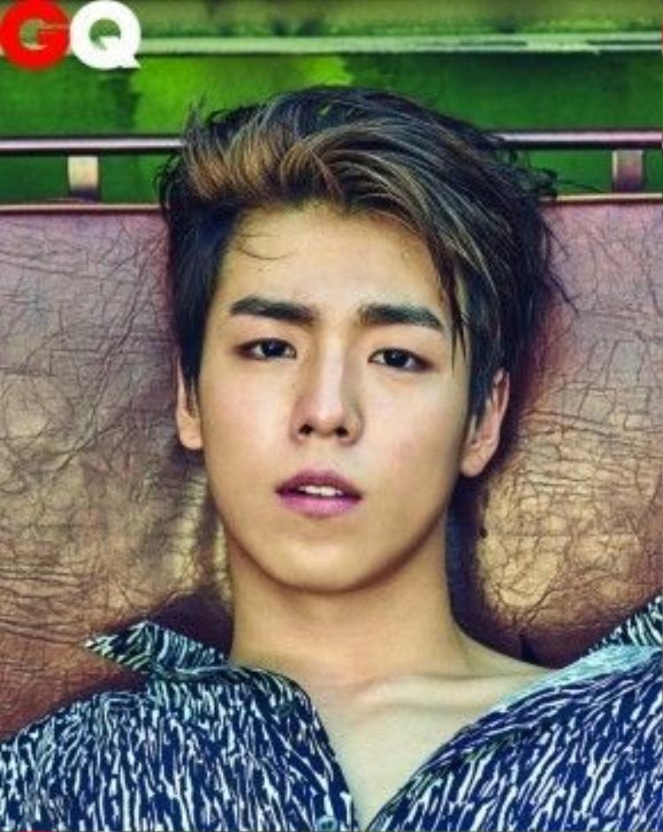 Lee Hyun Woo ngày càng trưởng thành, nam tính hơn.