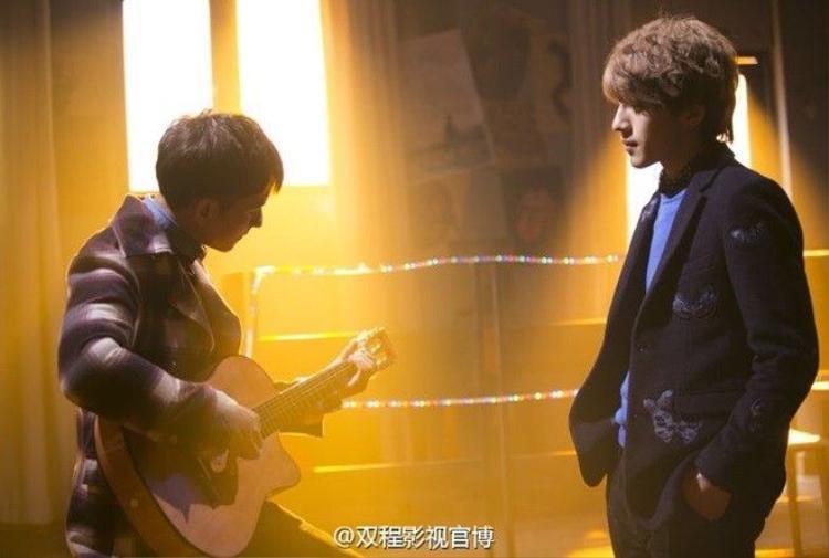 Phim đam mỹ Lam Lâm: Ngợp với màn ra mắt tạo hình của dàn mỹ nam