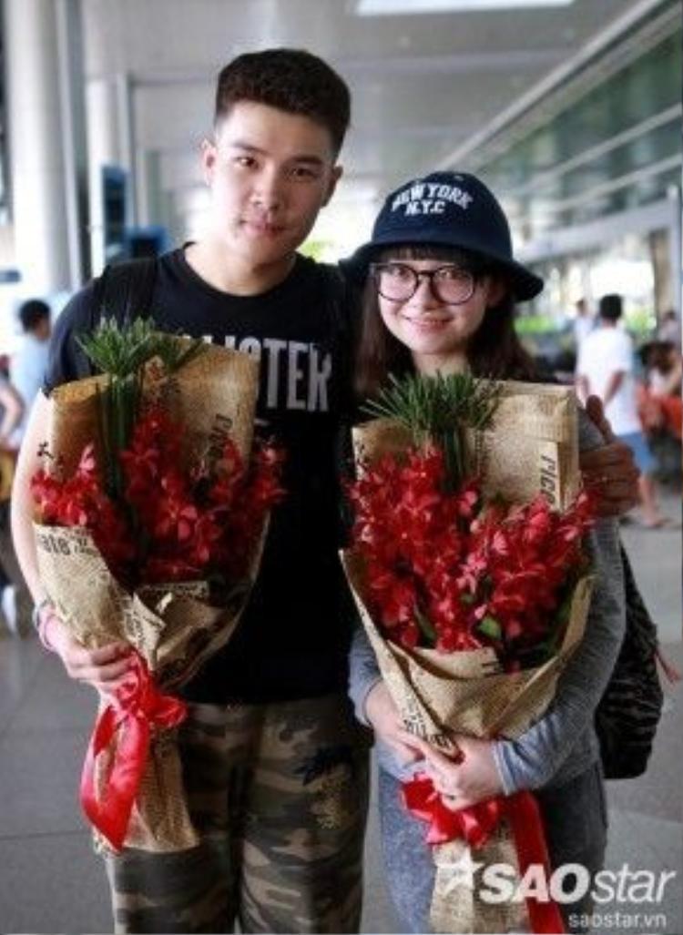 Cặp đôi Huang Sida - Tian Yuan (Trung Quốc)