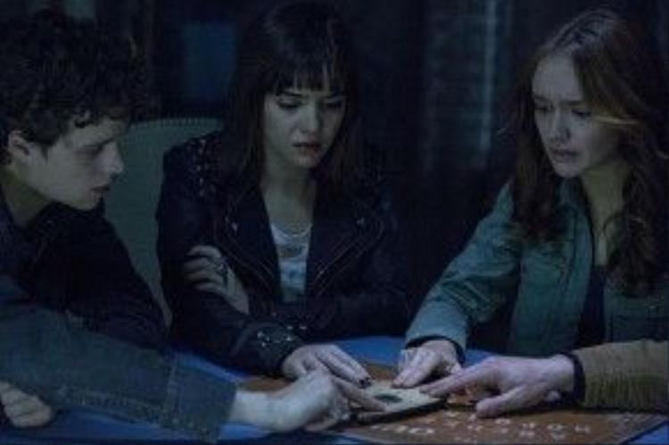 Ouija sẽ ra mắt vào tháng 10 năm nay.