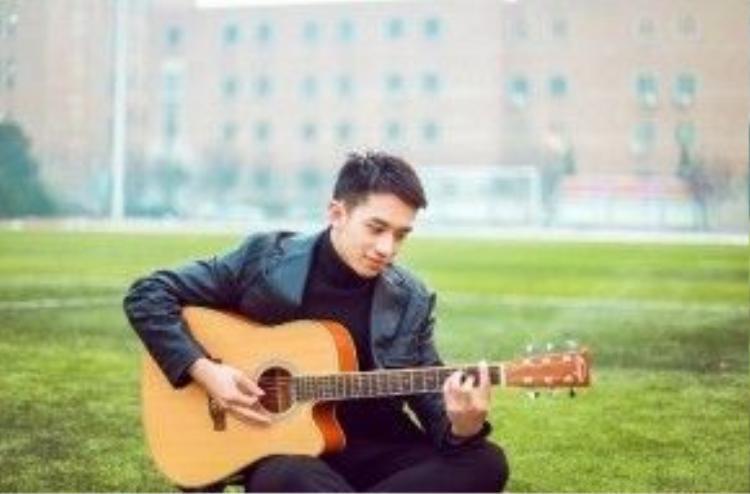 Sau khi Thượng ẩn kết thúc, Hứa Ngụy Châu nhanh chóng trình làng album nhạc của chính mình với 7 bài hát rất được yêu thích.