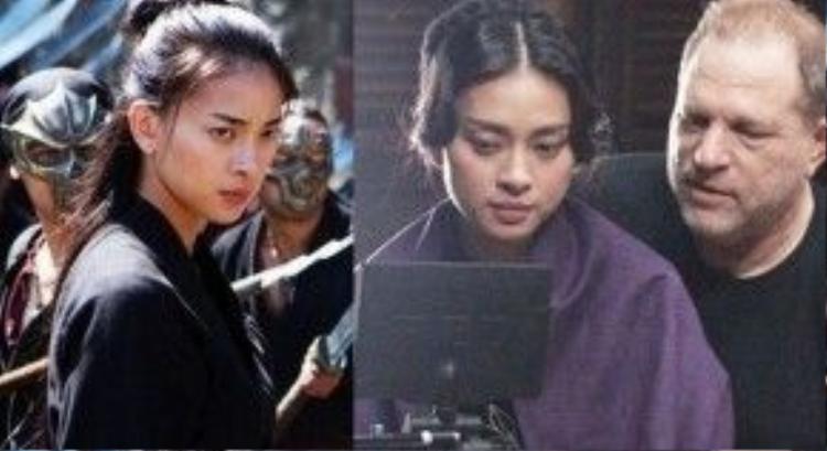 Ngô Thanh Vân gần đây được góp mặt trong dự án điện ảnh bom tấn Ngọa Hổ Tàng Long.