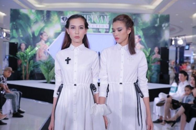 Quán quân Nguyễn Oanh liên tục được chọn làm vedette ấn tượng