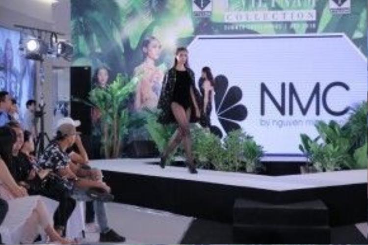Đi lên từ con số 0, hiện nay quán quân Nguyễn Oanh đang là một trong những cái tên hot nhất giữ vị trí vedette trong lòng các nhà thiết kế trên sàn catwalk Việt.