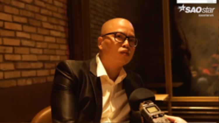 """""""Tôi cho rằng ở Việt Nam không ai diễn chân thật được như Trinh""""."""