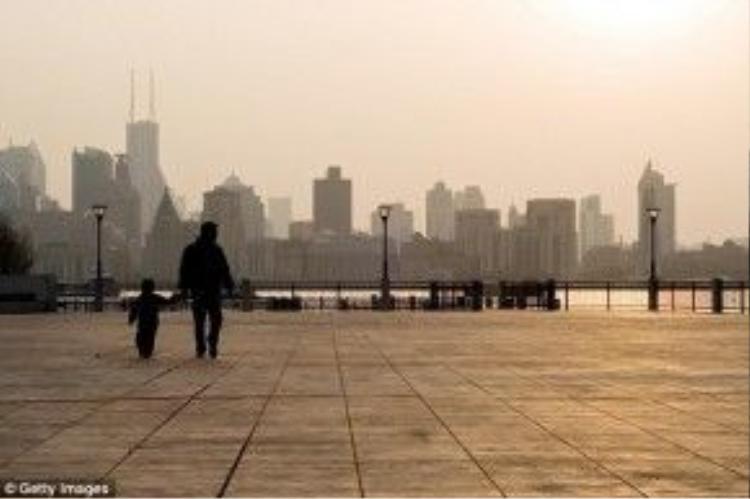 Thượng Hải là một thành phố có mật độ dân số già đáng lo ngại.