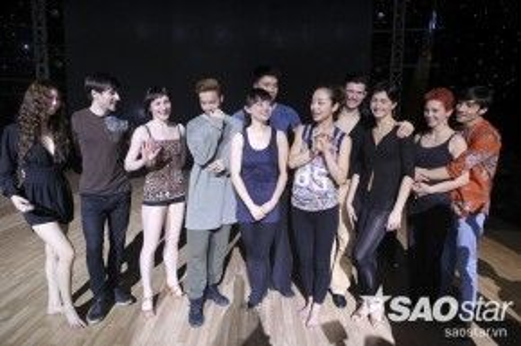 Những trải nghiệm tại Việt Nam cùng những người bạn mới, những vũ công quốc tế khác và cả những bạn nhảy nổi tiếng đến từ Việt Nam cũng là những ấn tượng khó quên trong chuyến đi lần này.