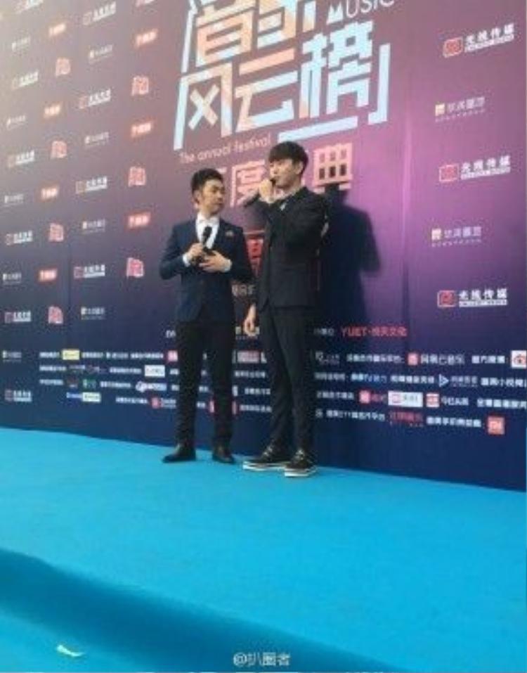 Nam diễn viên Khổng Thùy Nam trong bộ phim Love Like.