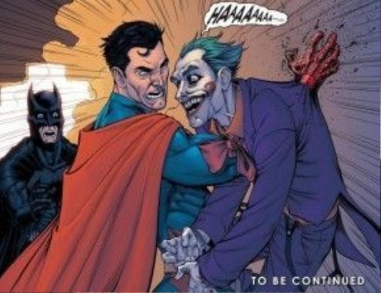 Quy tắc 'không giết chóc' từ xưa vốn đã không thể phù hợp với những ác nhân trong thế giới DC Comics.