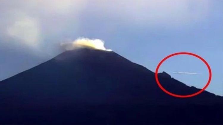Phát hiện vật thể bay không xác định UFO gây xôn xao