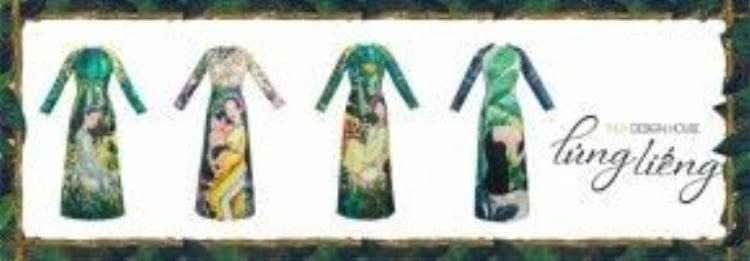 Áo dài Lúng Liếng có giá trung bình khoảng 12 triệu đồng.
