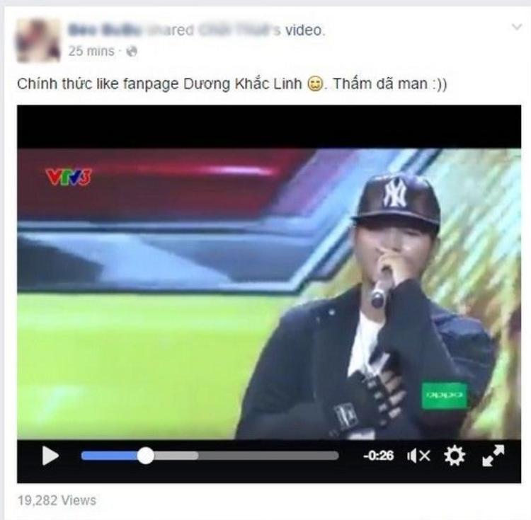 Cư dân mạng 'dậy sóng' vì câu nói Sơn Tùng giải Nhất của Dương Khắc Linh dành cho thí sinh cover Bigbang